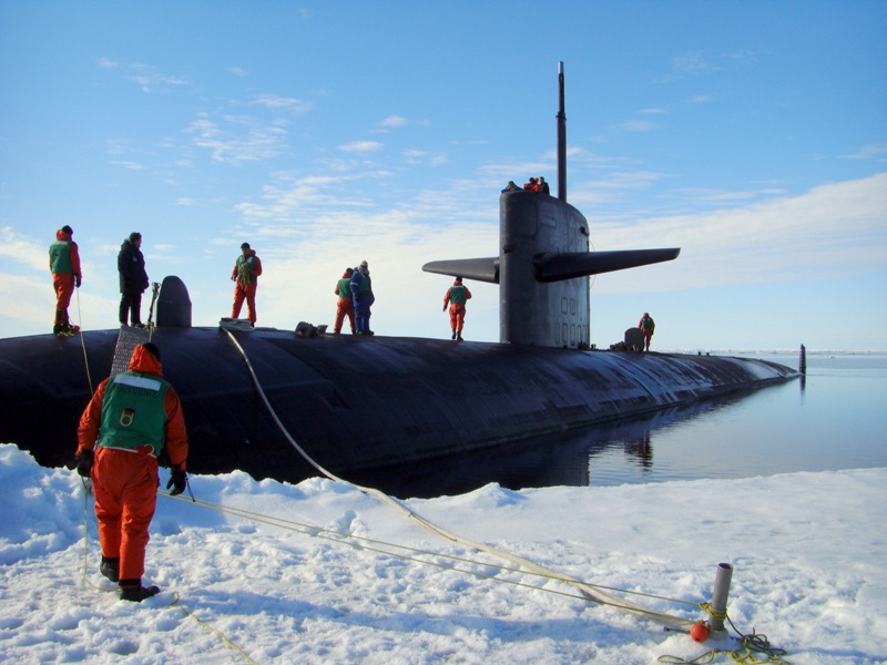 как идет служба на подводной лодке